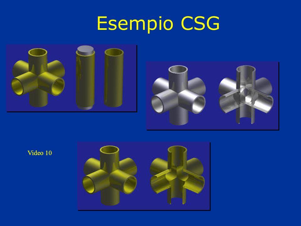 Esempio CSG Video 10