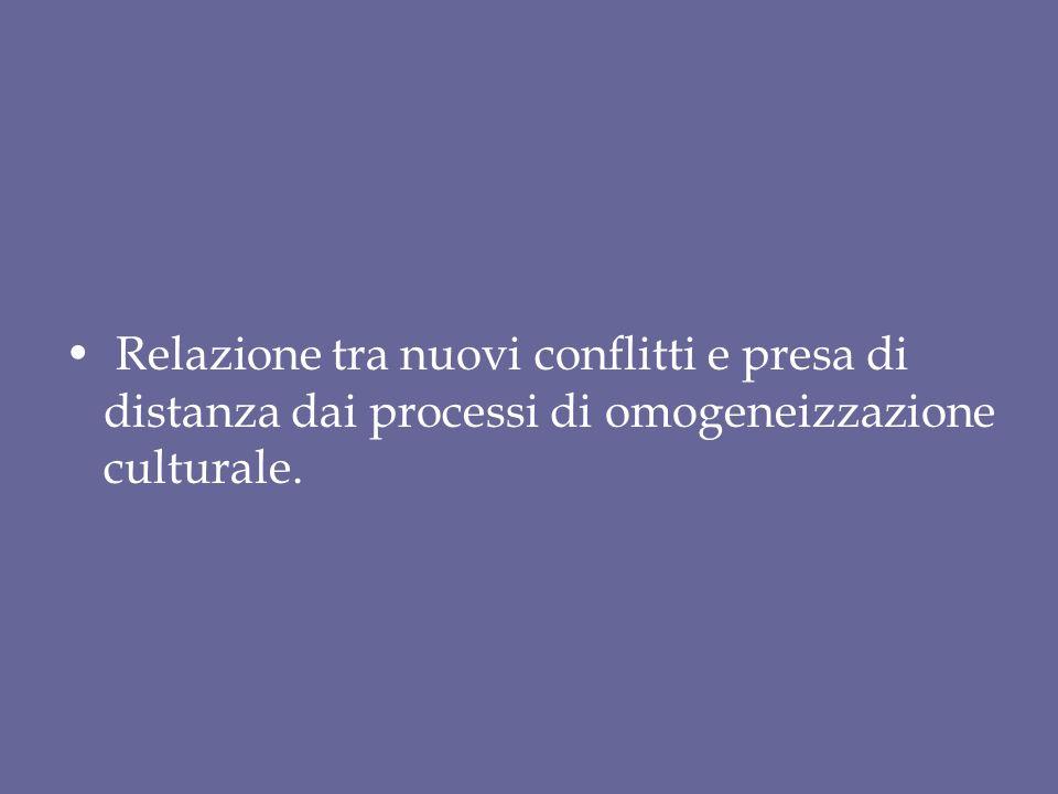 Excursus: il conflitto secondo Georg Simmel Il conflitto, per Simmel, è indissociabile dalle forme dellinterazione; conflitto come forma associativa (né dimensione istintiva né condizionamento sociale).