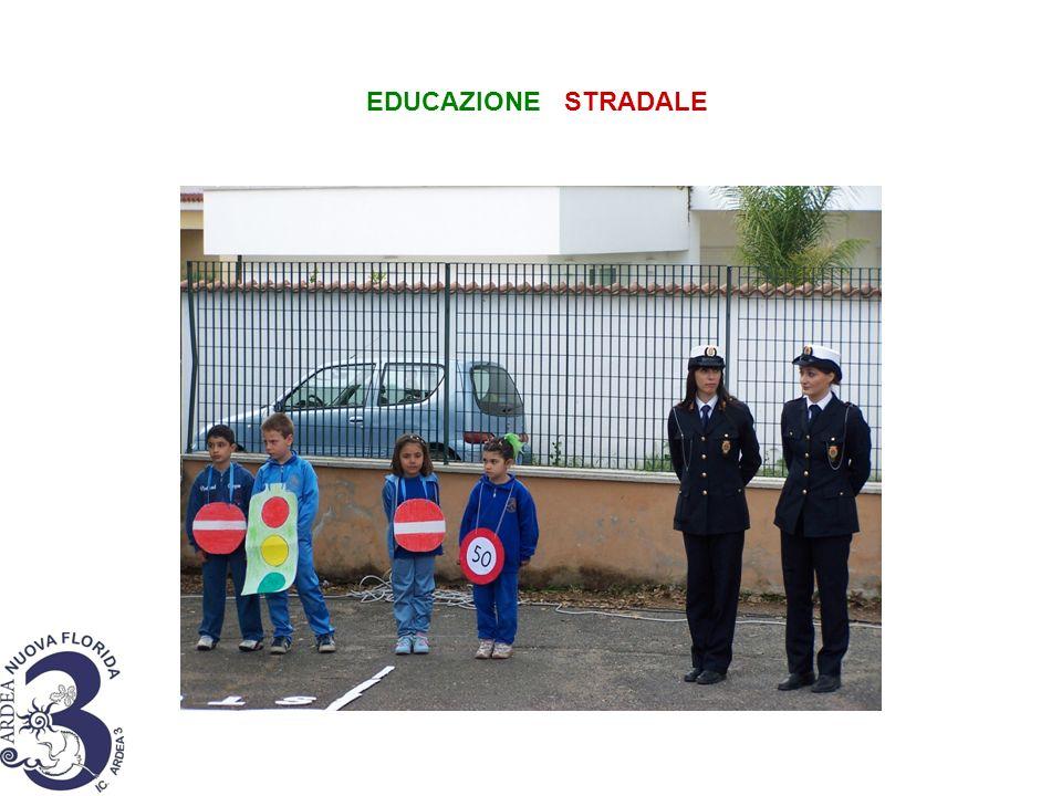 EDUCAZIONE STRADALE