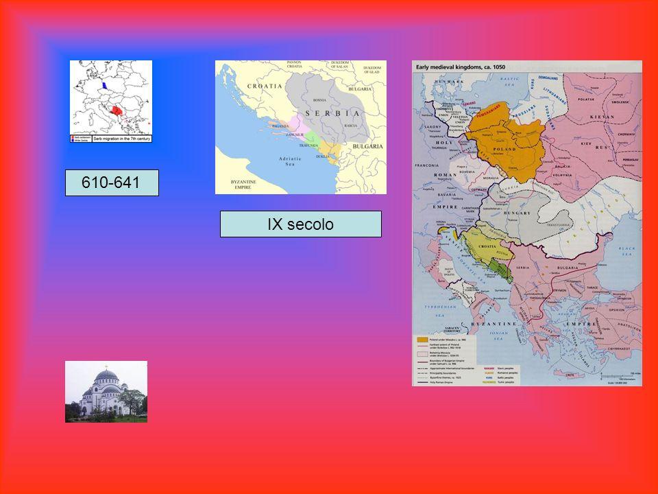 610-641 IX secolo