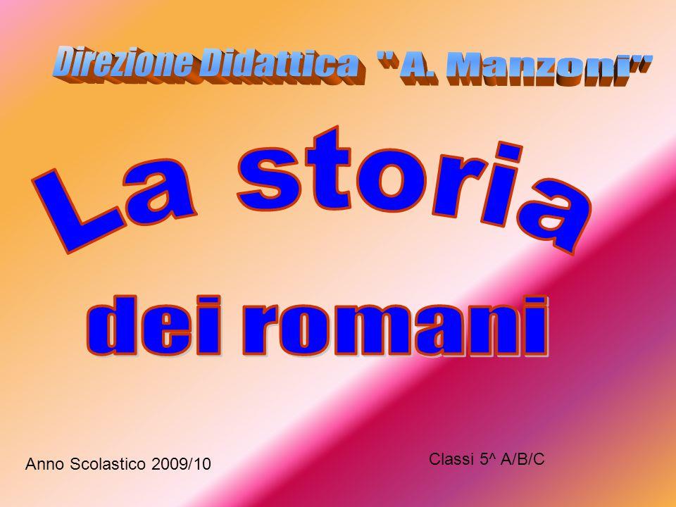 Anno Scolastico 2009/10 Classi 5^ A/B/C