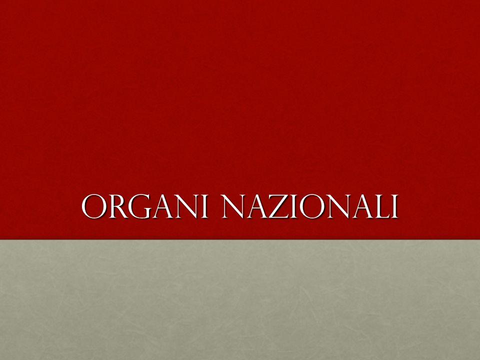 Organi nazionali