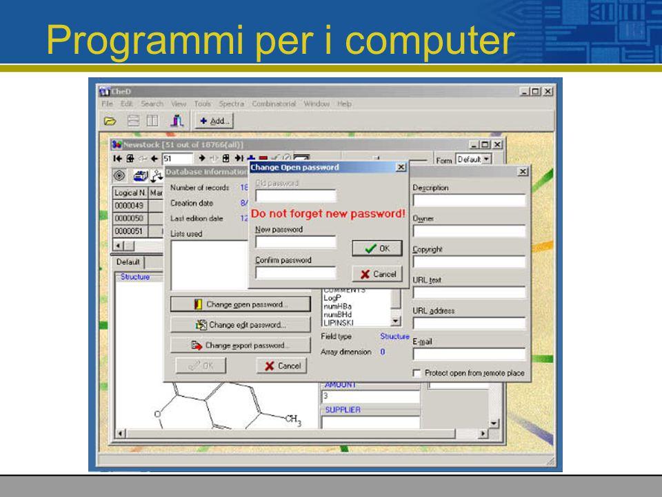 Programmi per i computer
