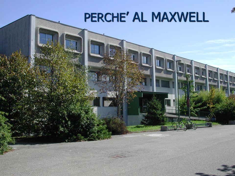 PERCHE AL MAXWELL