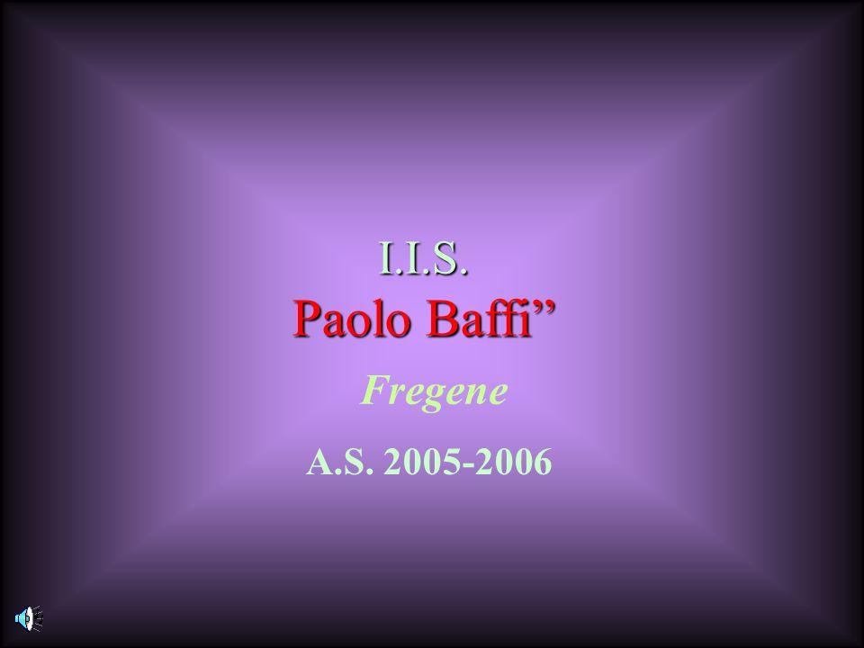 I.I.S. Paolo Baffi Fregene A.S. 2005-2006
