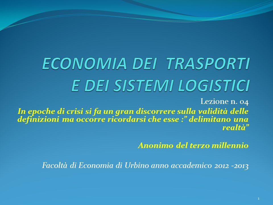LA LIBERALIZZAZIONE:INTERVIENE LA CEE Tutta la politica comunitaria è improntata al libero mercato sin dal trattato di Roma (1957).