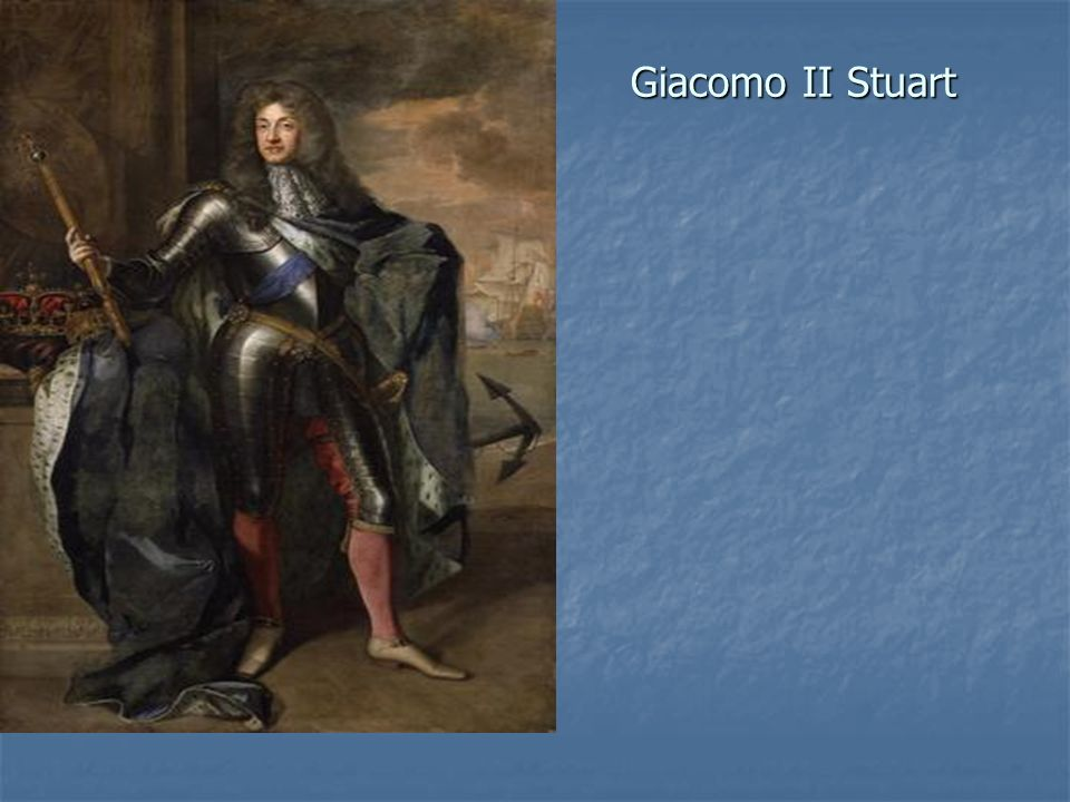 Giacomo II Stuart