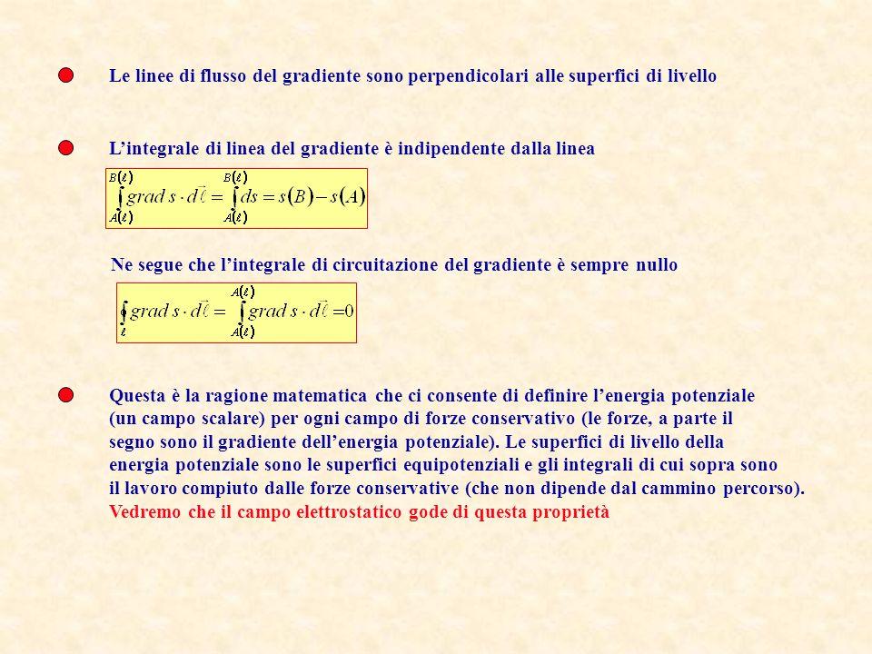 Si definiscono punti sorgente i punti in cui le linee di flusso si intersecano: Sorgenti positive (o semplicemente sorgenti) i punti da cui le linee s