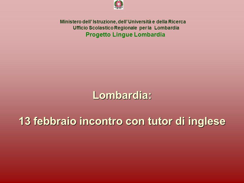 I nostri tutor/formatori di inglese: Silla Maria Battistello Giovanna Besozzi Cristina Dichirico Gabriella Lazzeri