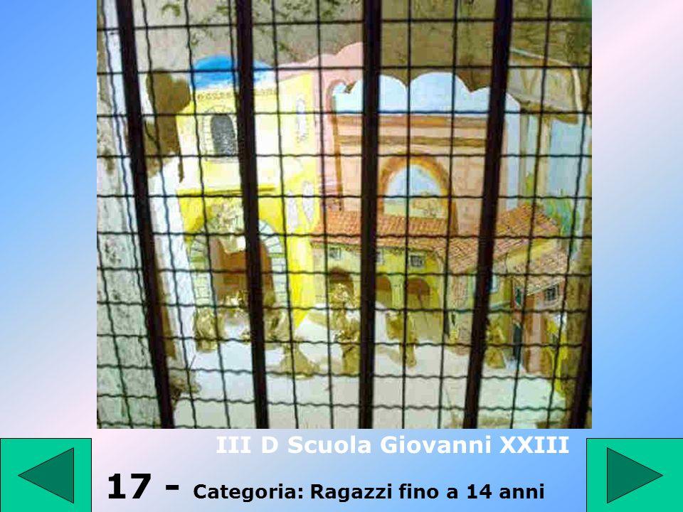 16 - Categoria: Ragazzi fino a 14 anni Sannino I. – Trudo A.