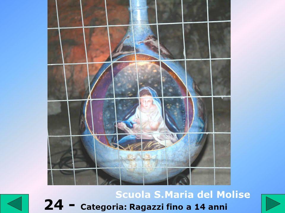 23 - Categoria: PRESEPE TRADIZIONALE Natale Lino