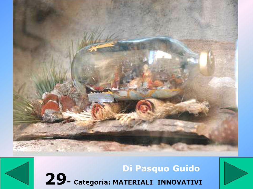 28 - Categoria: PRESEPE TRADIZIONALE Casa Circondariale Larino
