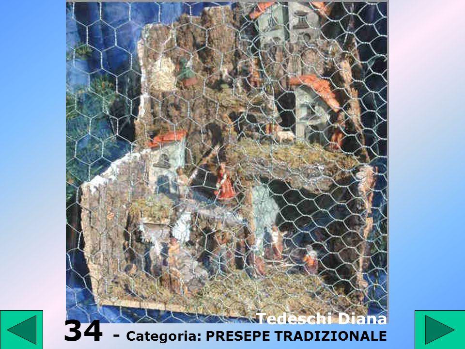 33 - Categoria: Ragazzi fino a 14 anni Martina Fabrizio