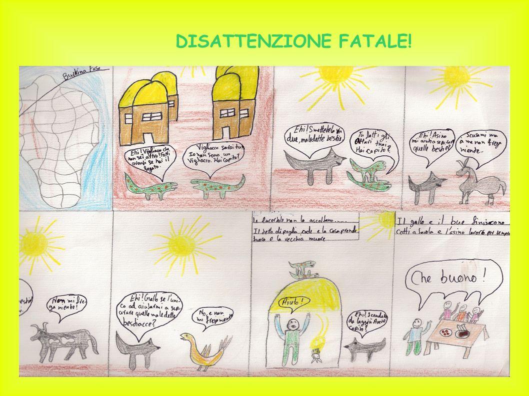 DISATTENZIONE FATALE!