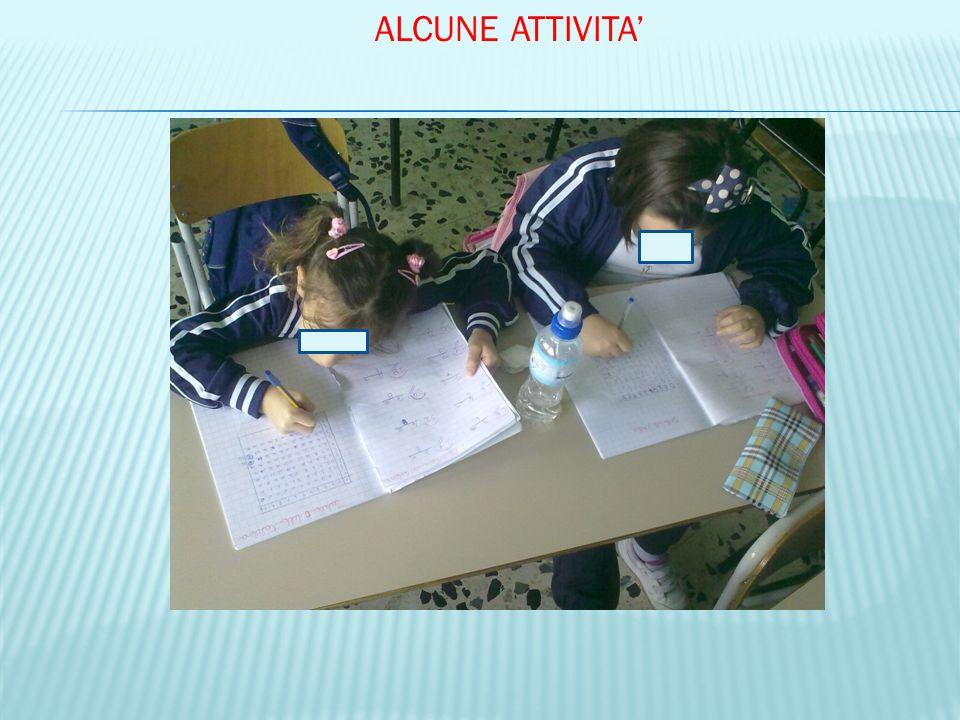 ALCUNE ATTIVITA