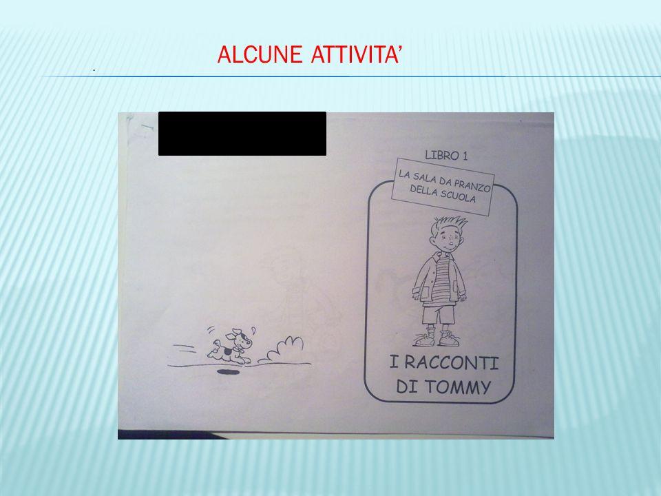 . ALCUNE ATTIVITA