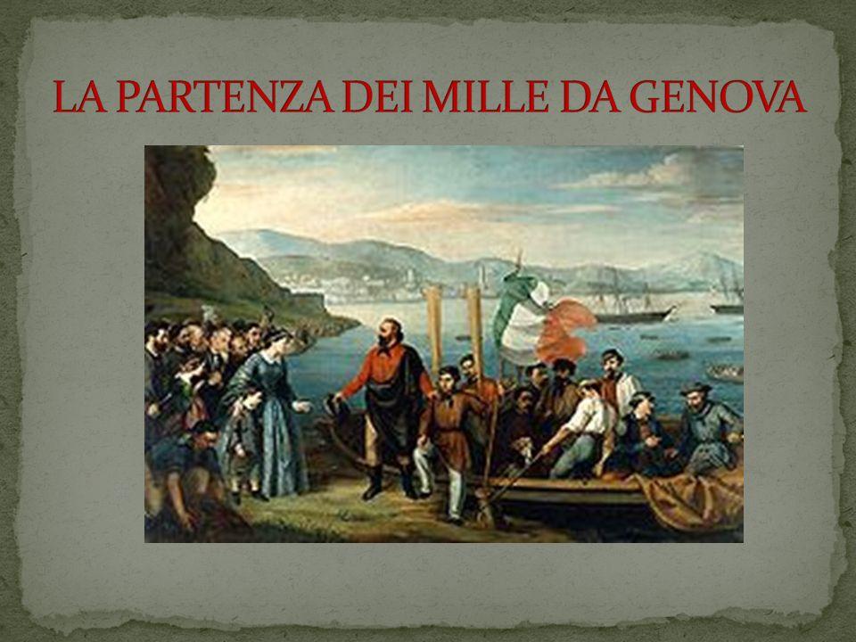 Nella conquista del Regno delle Due Sicilie Garibaldi mise in mostra le sue grandi doti di condottiero.