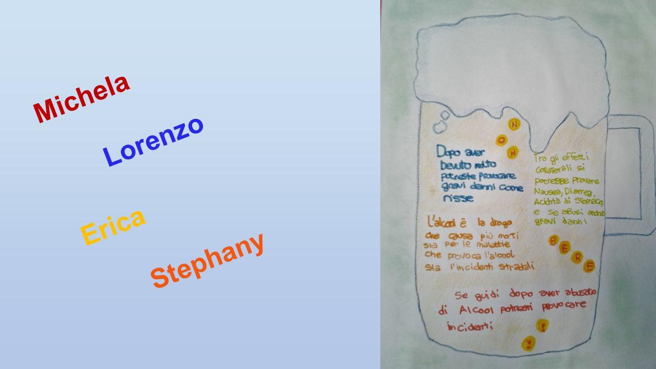 Michela Lorenzo Erica Stephany