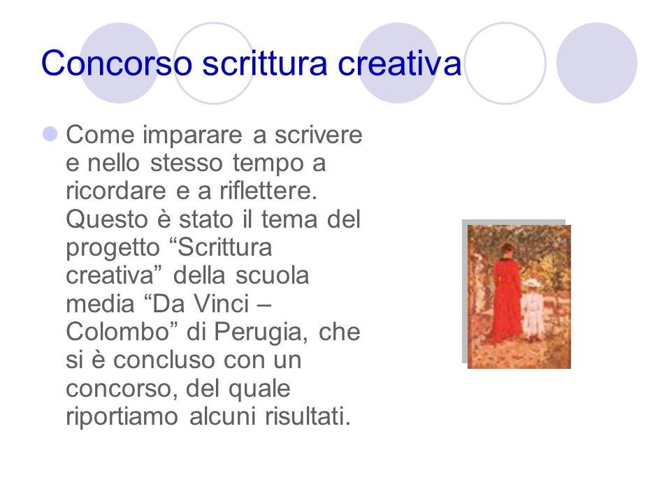 A chi va il primo premio? Alla Scuola Media Da Vinci – Colombo, Perugia!!!