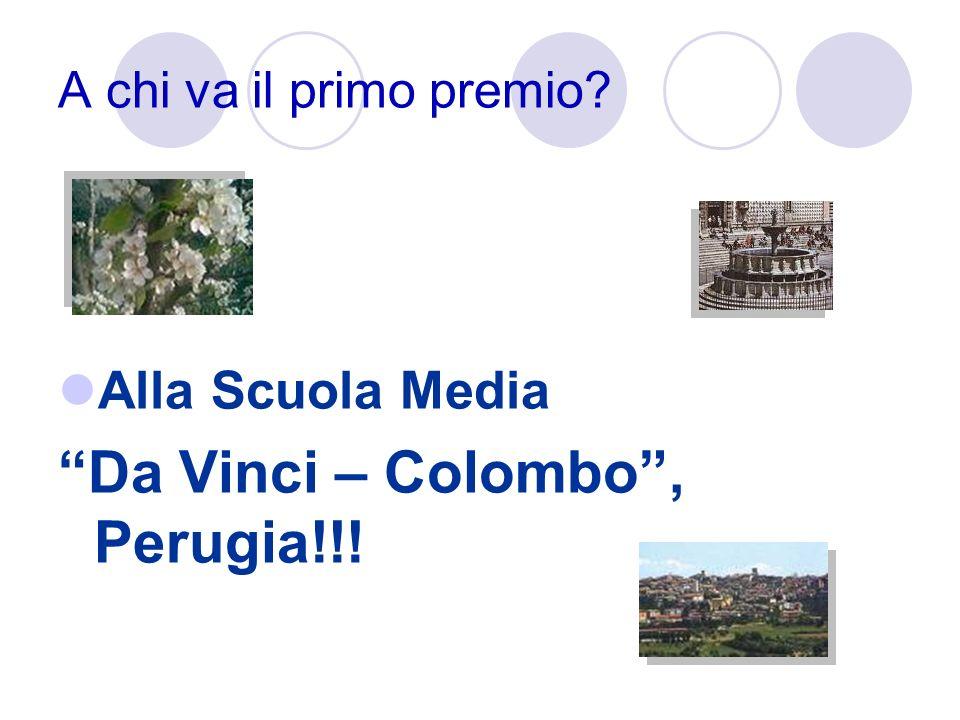 Come si vive alla Da Vinci – Colombo Diario di scuola Perugia, 21 marzo 2007 - Oggi la 1° ora avevamo inglese.