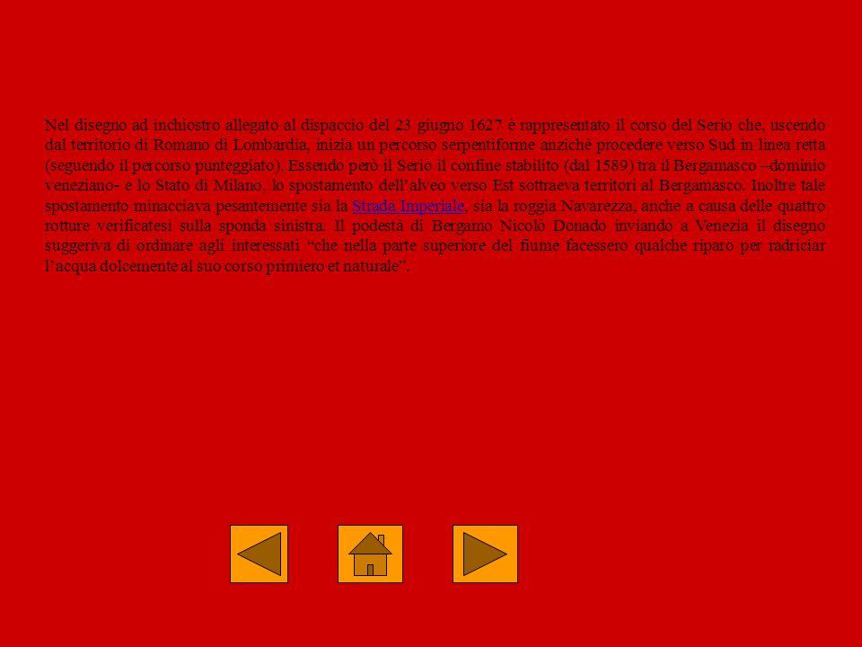 STRADA IMPERIALE: si tratta dellunica via di comunicazione diretta che collega il Milanese e il Bresciano, Mozzanica e Soncino.