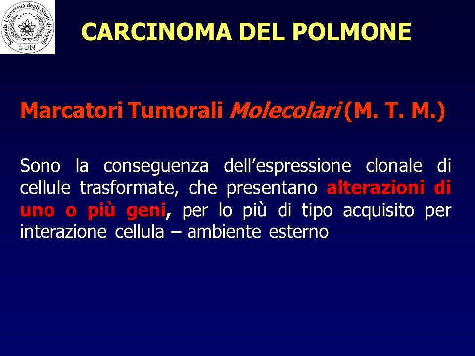 Marcatori Tumorali Molecolari (M.T.