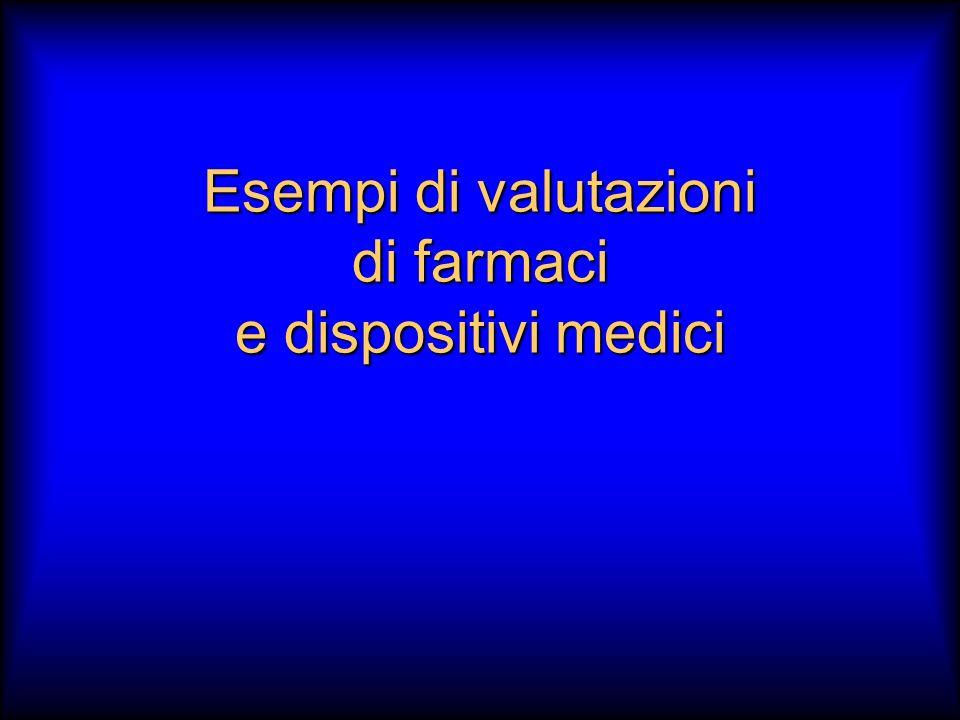 Analisi dei criteri di utilizzo dei drug eluting stent presso lAzienda Ospedaliera di Verona Direzione Medica O.C.M.