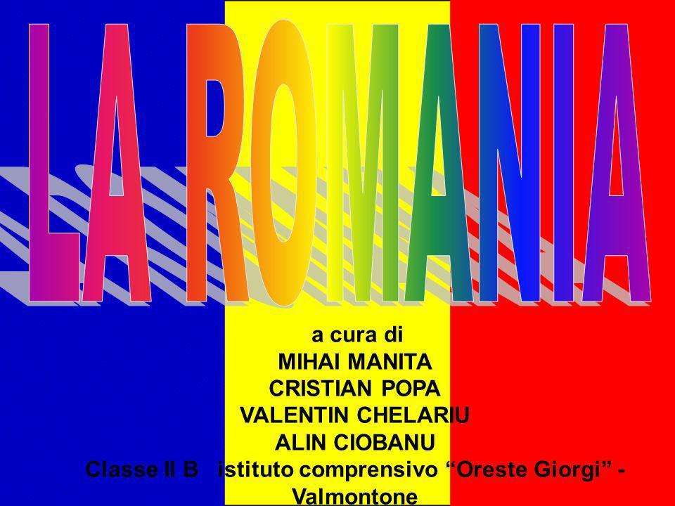 a cura di MIHAI MANITA CRISTIAN POPA VALENTIN CHELARIU ALIN CIOBANU Classe II B istituto comprensivo Oreste Giorgi - Valmontone