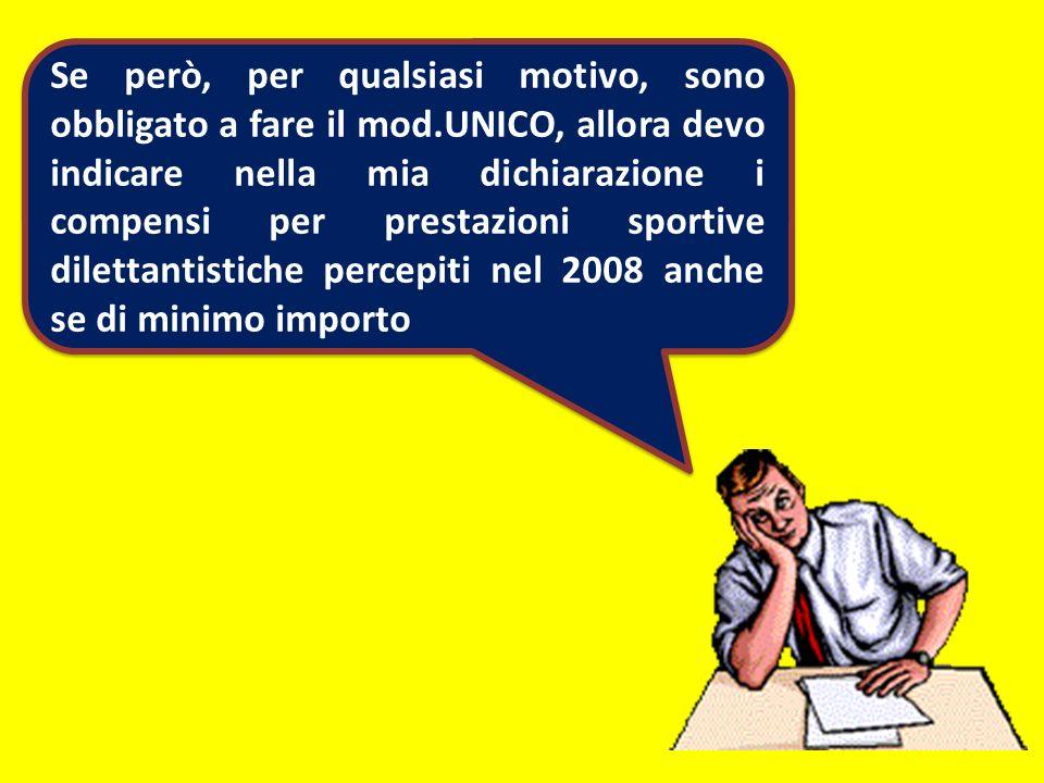 ho, come Romoletti, anche altri redditi per.20.000 Mi accingo ora a compilare il quadro RN tenuto conto che oltre ai Compensi per Prestazioni Sportive Dilettantistiche percepiti ho, come Romoletti, anche altri redditi per.20.000.