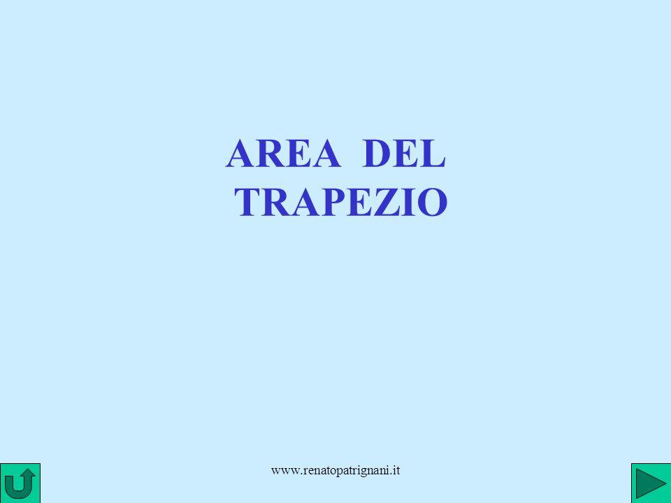 www.renatopatrignani.it AREA DEL TRAPEZIO
