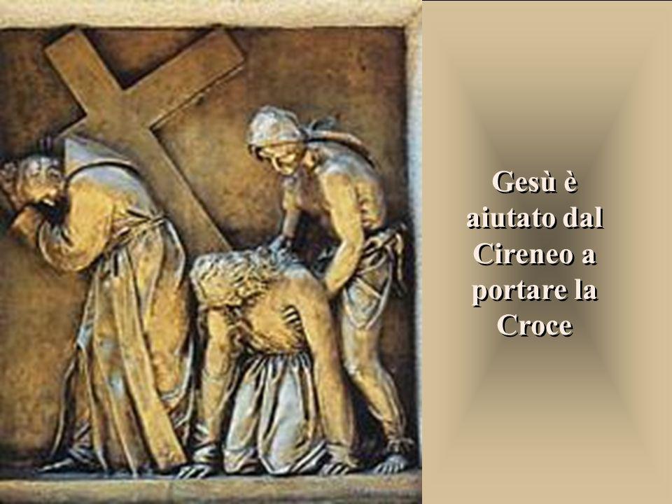 Maria, nellora della croce, nellora della notte più buia del mondo, sei diventata Madre dei credenti, Madre della Chiesa.