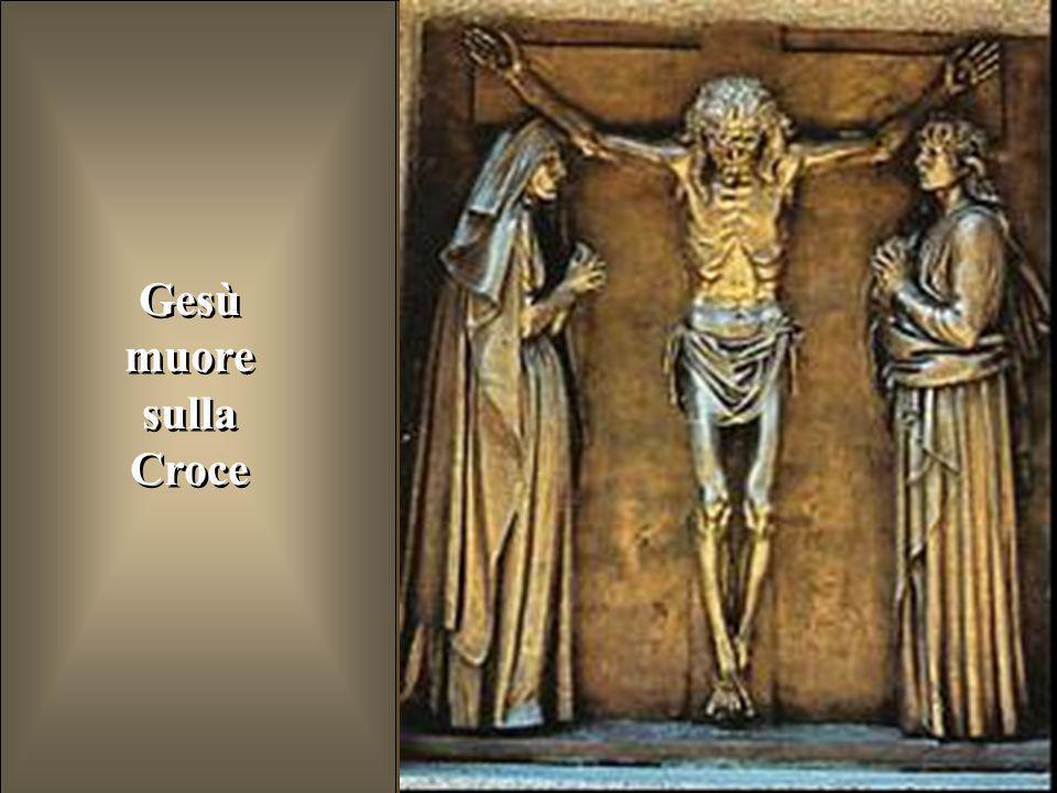 Le parole del Salmo si sono avverate: Ma io sono un verme, non un uomo, infamia degli uomini, rifiuto del mio popolo.. Eppure egli si è caricato delle