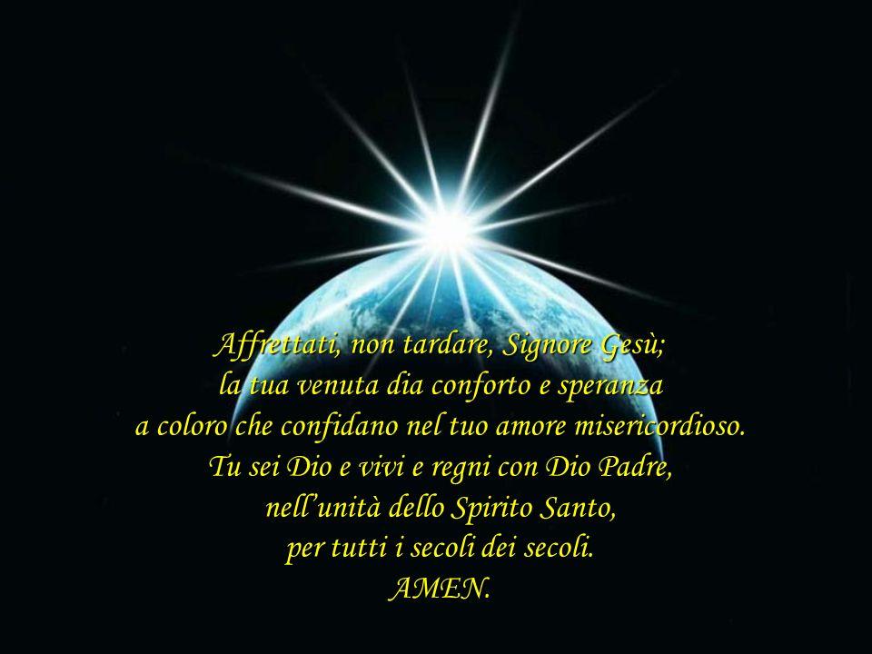 23 Dicembre O Emmanuele, nostro Re e legislatore, speranza e salvezza dei popoli: Vieni a salvarci, o Signore nostro Dio.