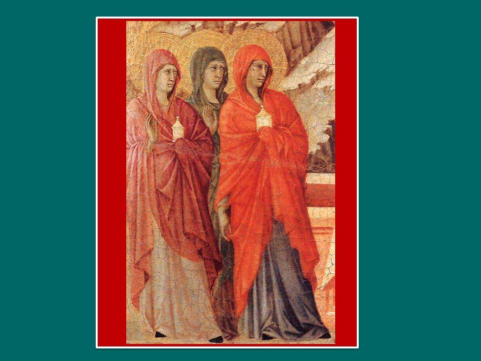 Questa breve confessione di fede annuncia proprio il Mistero Pasquale, con le prime apparizioni del Risorto a Pietro e ai Dodici: la Morte e la Risurrezione di Gesù sono proprio il cuore della nostra speranza.