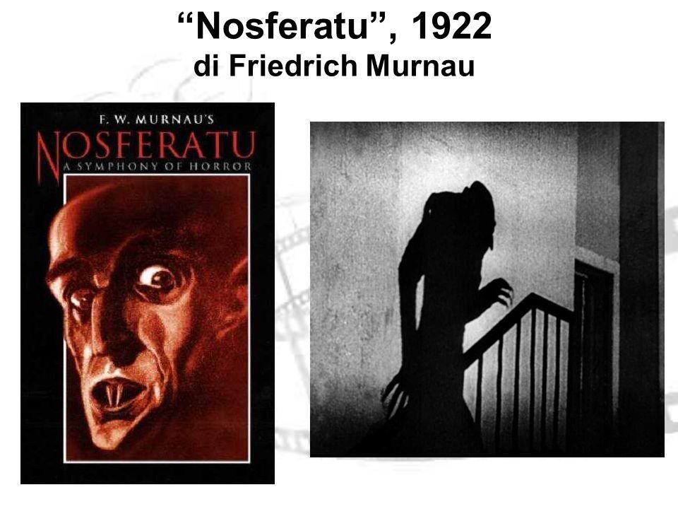 Nosferatu, 1922 di Friedrich Murnau