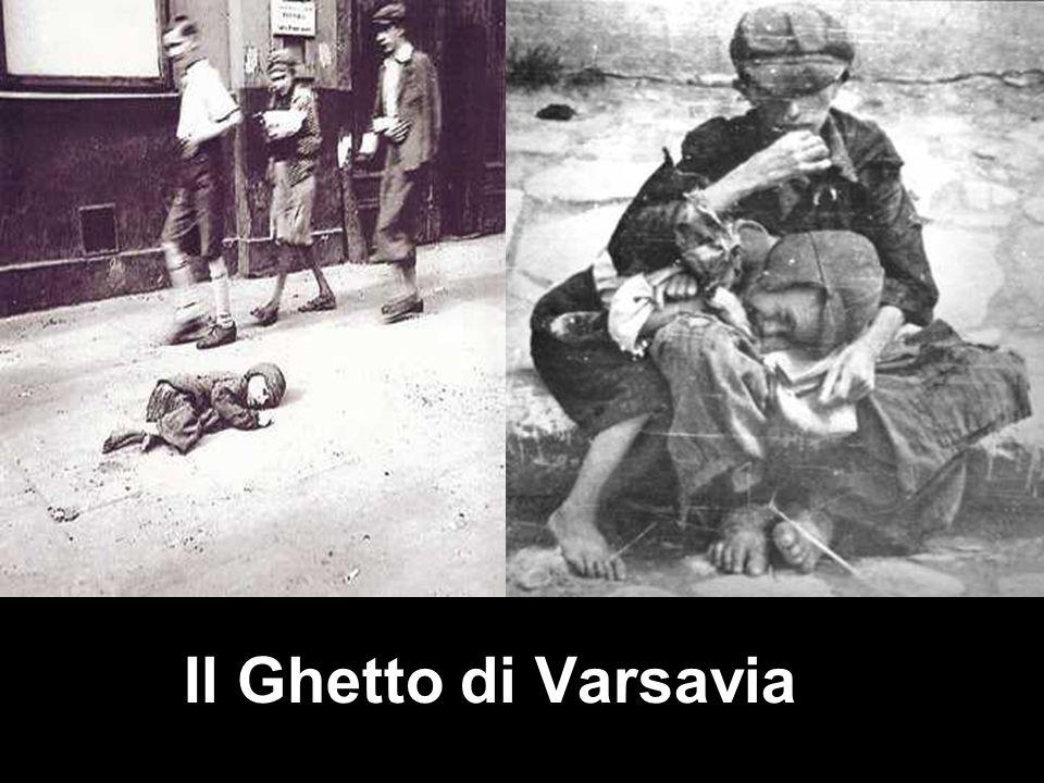 Il Ghetto di Varsavia