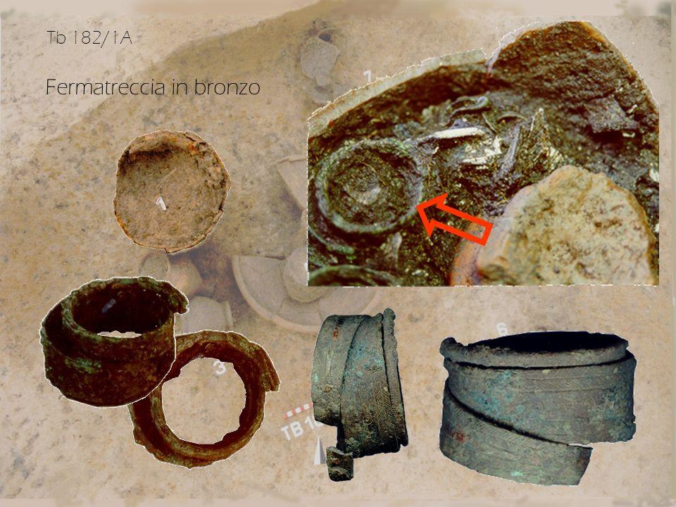Tb 182/1A Fermatreccia in bronzo