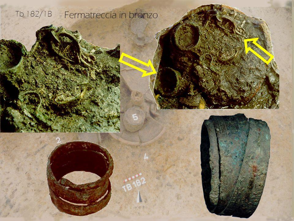 Tb 182/1B Fermatreccia in bronzo