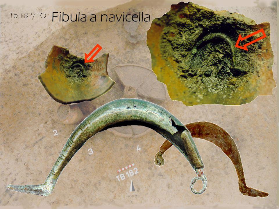 Tb 182/1O Fibula a navicella
