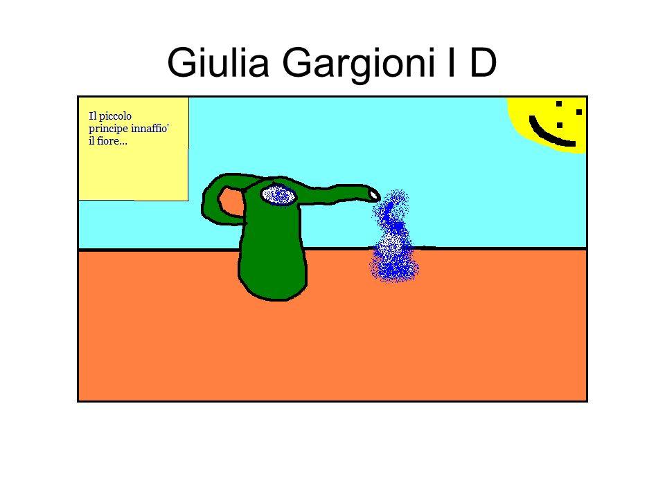Giulia Gargioni I D