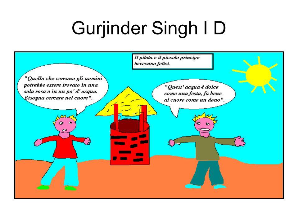 Gurjinder Singh I D