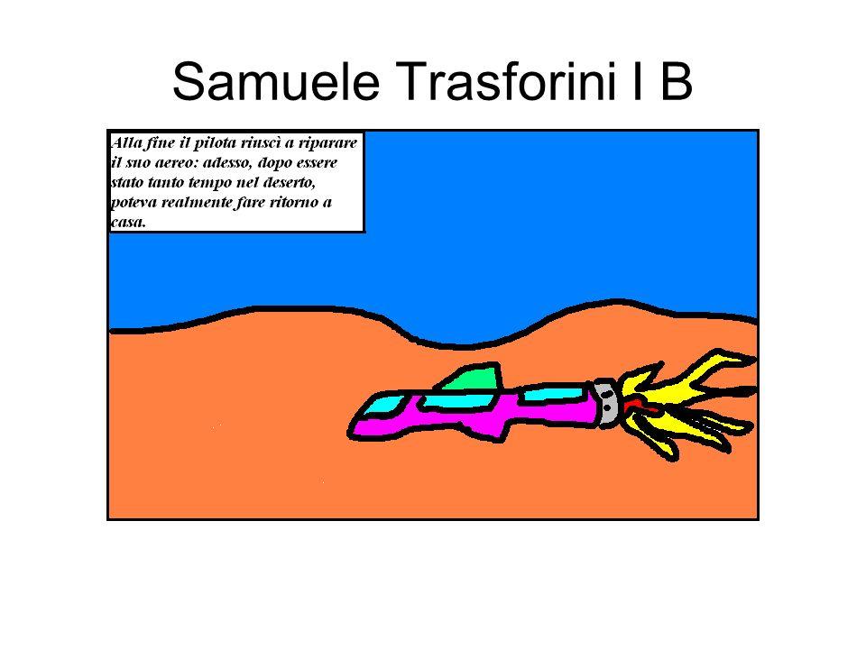 Samuele Trasforini I B