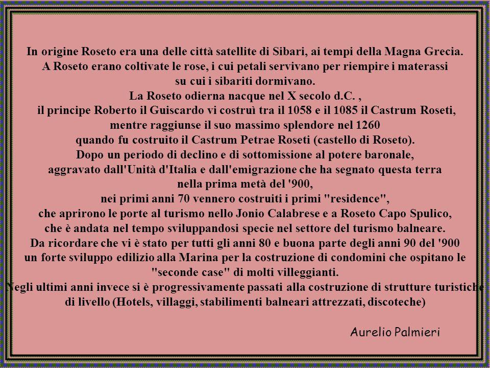 Aurelio Palmieri ROSETO CAPO SPULICO