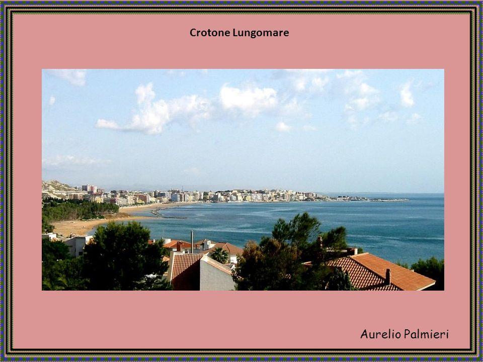 Aurelio Palmieri Cirò Marina è un comune di 14.957 abitanti della provincia di Crotone in Calabria.