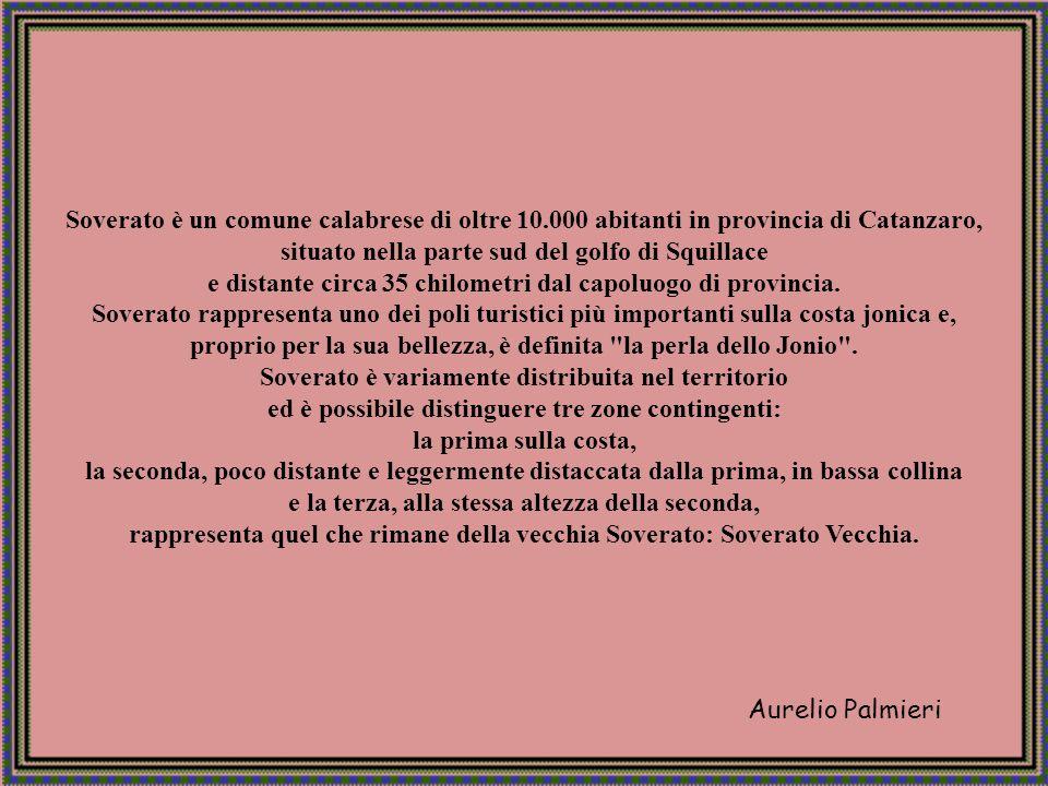 Aurelio Palmieri SOVERATO