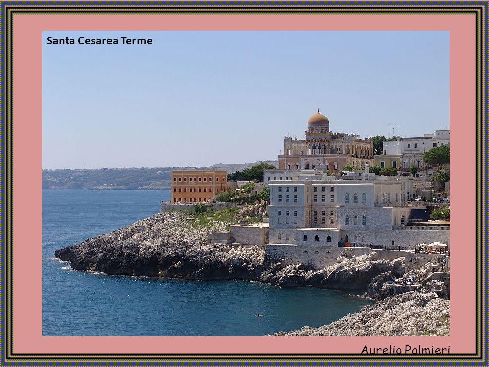 Aurelio Palmieri Santa Cesarea Terme