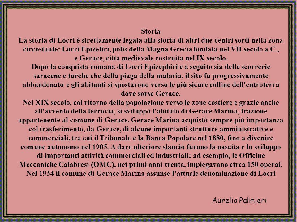 Aurelio Palmieri monumento a nosside LOCRI Monumento ai cinque martiri di Gerace