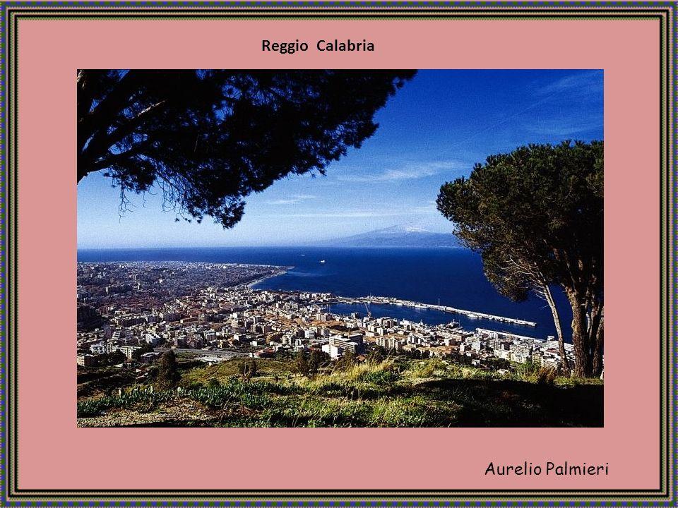 Aurelio Palmieri Bova Marina fu fondata da Monsignor Dalmazio D Andrea, vescovo di Reggio- Bova, quando attorno al 1870, comprò dal Regio Demanio una striscia di terra costeggiante il torrente Siderone e in mezzo alla campagna disabitata.