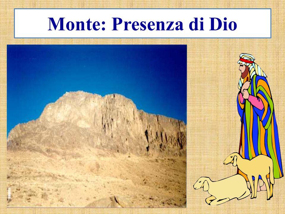 Monte: Presenza di Dio