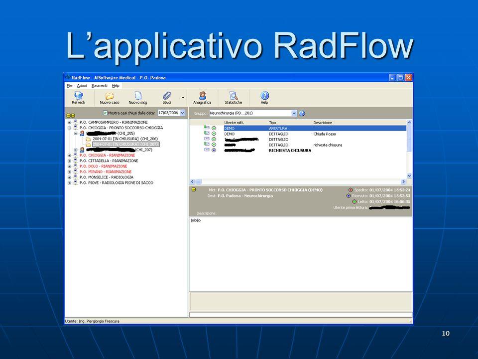10 Lapplicativo RadFlow